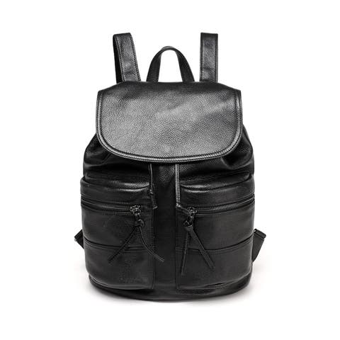 Vicenzo Leather Millie Leather Backpack