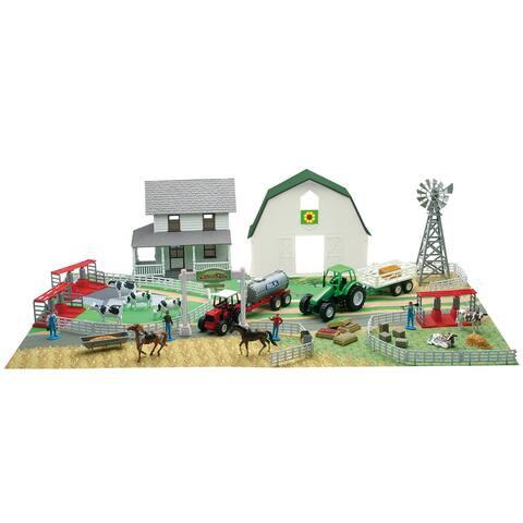 New Ray Farm Playset