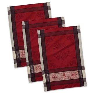 French Jacquard Dishtowel (Set of 3)