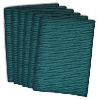 Textured Microfiber Dishtowel (Set of 6)