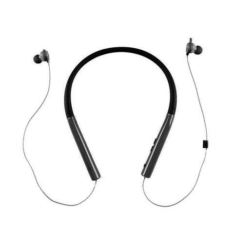Wireless Bluetooth V4.2 Sport Headphone Hanging Ear Type Ear Plug Type Stereo Sport Headphone