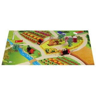 New Ray 1:64 Kubota Landscape Playset