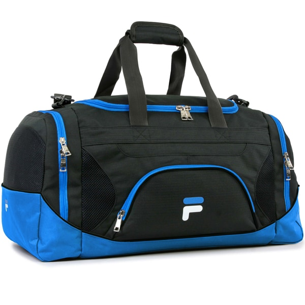 840a6242e8 Shop Fila Donlon 19-Inch Small Duffel Bag - Free Shipping On Orders Over   45 - Overstock - 17007397