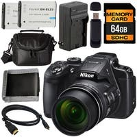 Nikon COOLPIX B700 Digital Camera Bundle