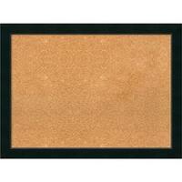 Framed Cork Board, Corvino Black