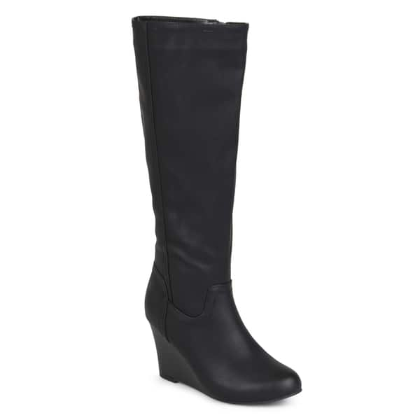 picked up online retailer the best Shop Journee Collection Women's 'Langly' Regular and Wide Calf ...