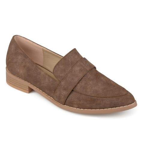 edac41c7b479 Buy Brown Women's Loafers Online at Overstock | Our Best Women's ...