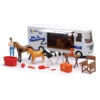 New Ray Country Life Horse Vet Set