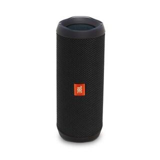 JBL Flip 4 Waterproof Bluetook Speaker (4 Colors) (Option: Black)