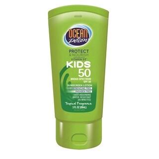 Ocean Potion 3-ounce Kids Sunscreen Lotion SPF 50