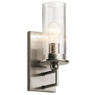 Kichler Lighting Kayde Collection 1-light Pewter Wall Sconce