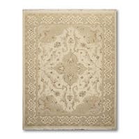 Traditional Classic Reversible Soumak Hand Knotted Persian Oriental Rug (5'6x7'5)