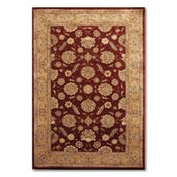 """Authentic Hand Made Nourison Persian Oriental Wool and Real Silk Rug (5'6""""x8'6"""")"""