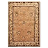 Ornamental Hand Made Nourison Persian Oriental Rug Design 2206 CAM (5'6x8'6)