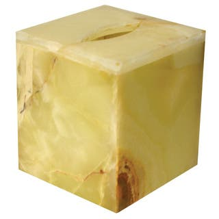 Rembrandt Home Light Green Tissue Box Cover|https://ak1.ostkcdn.com/images/products/17014683/P23294937.jpg?impolicy=medium