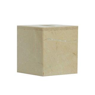 Rembrandt Home Beige Tissue Box Cover