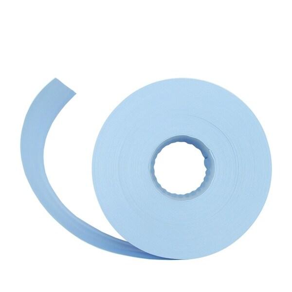 """Light Blue Swimming Pool Filter Backwash Hose - 100' x 2"""""""