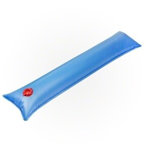 "120"" Individual Blue Water Tube for In-Ground Swimming Pool Winter Closing 20 Gauge"