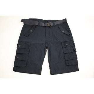 Men's big size cargo shorts by LL X