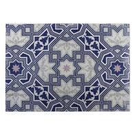 Kavka Designs Grey Rite 2' x 3' Indoor/ Outdoor Floor Mat