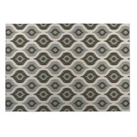 Kavka Designs Grey Namaste 2' x 3' Indoor/ Outdoor Floor Mat