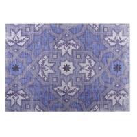 Kavka Designs Blue Rite 2' x 3' Indoor/ Outdoor Floor Mat