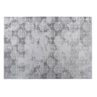 Kavka Designs Grey Milano Grey 2' x 3' Indoor/ Outdoor Floor Mat