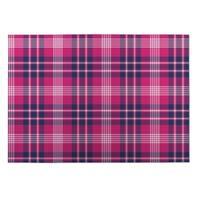 Kavka Designs Pink/ Blue Floral 2' x 3' Indoor/ Outdoor Floor Mat
