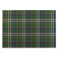 Kavka Designs Green/ Blue/ Red Floral 2' x 3' Indoor/ Outdoor Floor Mat