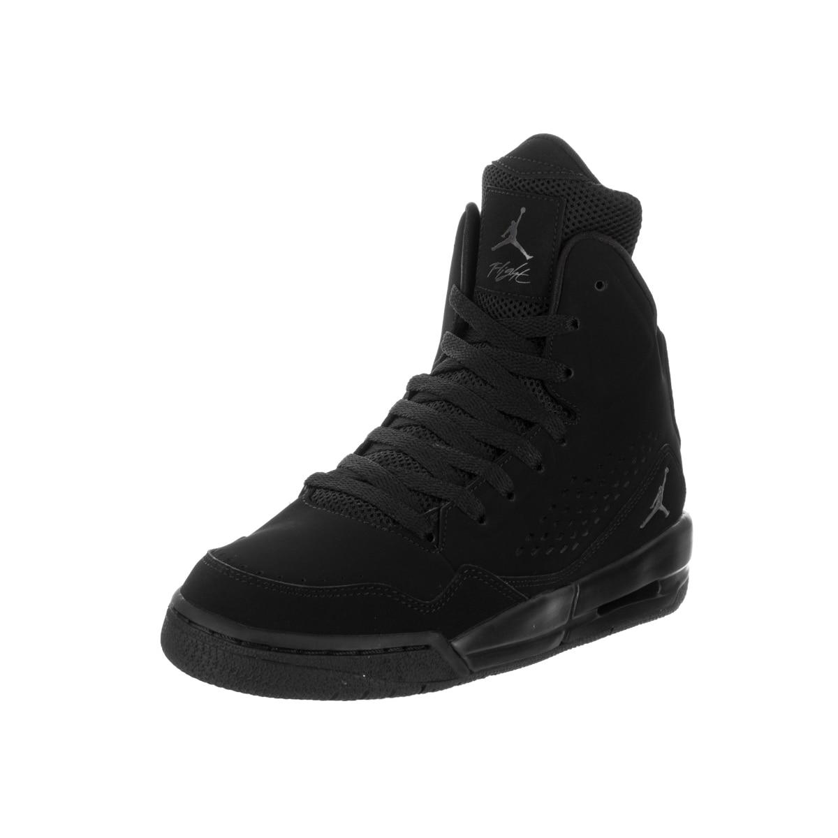 Nike Jordan Kids Jordan SC-3 BG Basketball Shoe (4.5), Bo...