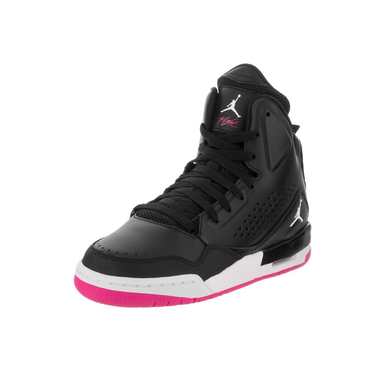 Nike Jordan Kids Jordan SC-3 GG Basketball Shoe (6.5), Bo...