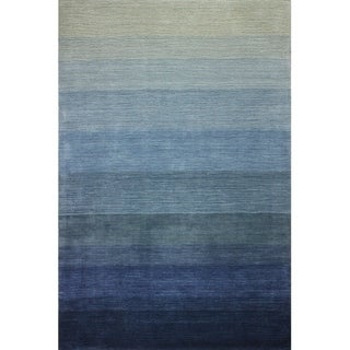Link to Inglewood Contemporary Hand Loomed Area Rug Similar Items in Transitional Rugs