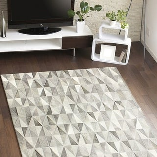 Nathan Cowhide Area Rug - 8' x 10'
