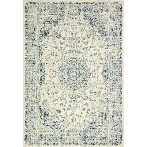 Mariela Transitional Machine Made Area Rug