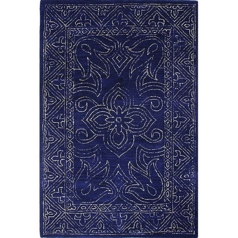 Waverley Transitional Hand Tufted Area Rug