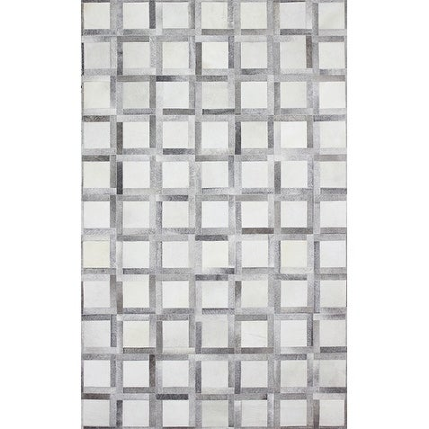 Logan Cowhide Area Rug - 9' x 12'