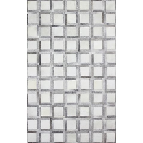 Logan Contemporary Hand Stitched Area Rug
