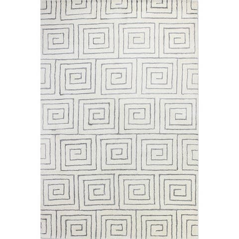 Seville Contemporary Hand Tufted Area Rug
