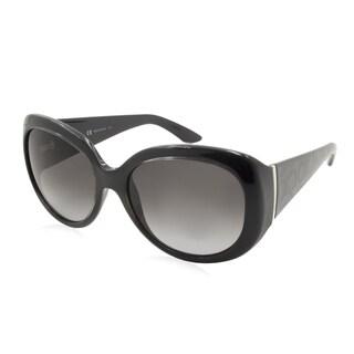 Women's Ferragamo Sunglasses - SF721S / Frame: Black Lens: Black Gradient