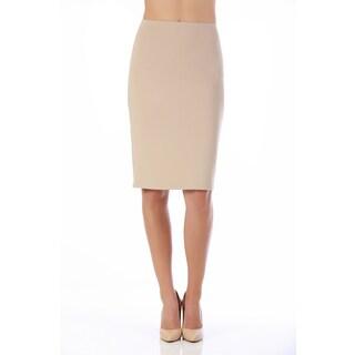 Lamonir Short Pencil Skirt with Elastic Waist (4 options available)