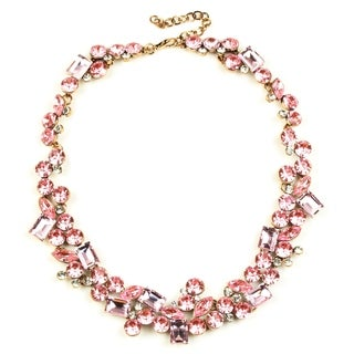 Eye Candy LA 12 inch Bright Candy Pink Necklace