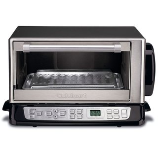 Cuisinart CTO-390PC Electric Oven with Grill - 18 qt - Brushed Chrome,Refurbished