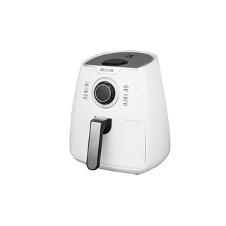 Kalorik White Airfryer with Dual Layer Rack