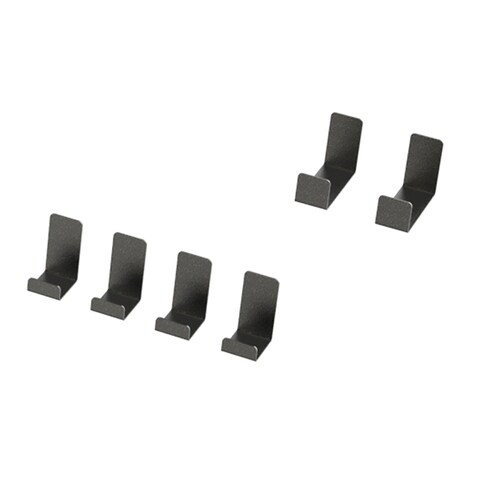 NewAge Products VersaRac 6-piece Accessory Kit (J-hooks)