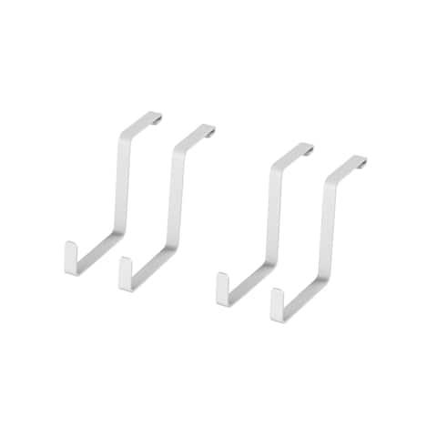NewAge Products VersaRac 4-piece Accessory Kit (S-hooks)