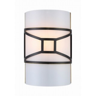 Woodbridge Lighting 17141BRZ Regan Wall Mount