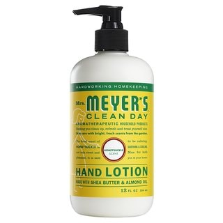 Mrs. Meyer's 12-ounce Geranium Clean Day Hand Lotion