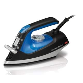 Hamilton Beach 2-in-1 Iron/Steamer|https://ak1.ostkcdn.com/images/products/17018158/P23297999.jpg?impolicy=medium
