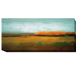 Peter Colbert 'Drivescape' Gallery-wrapped Canvas Giclee Art