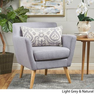 Grey Living Room Chairs For Less | Overstock.com